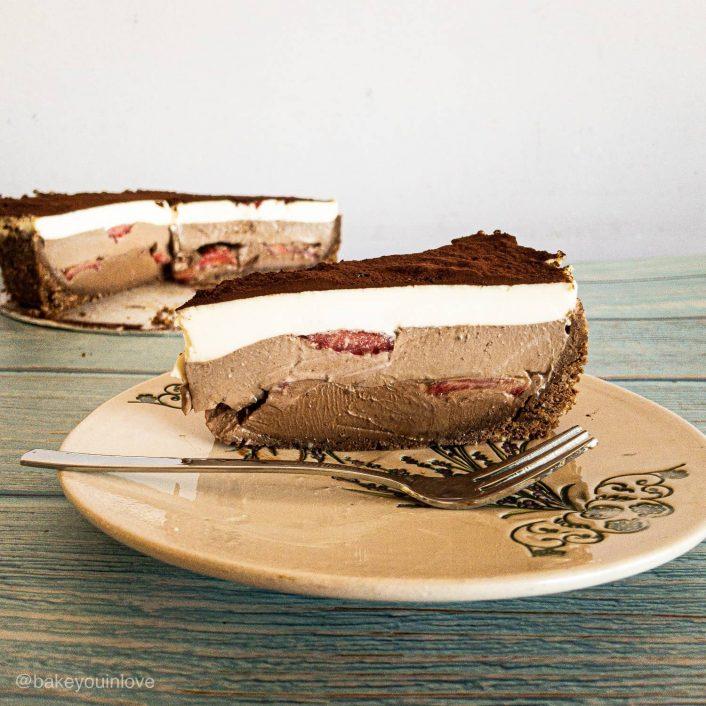 Торта Три шоколада